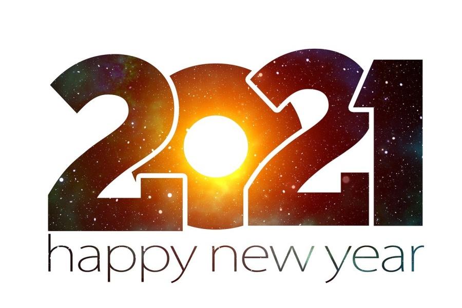 napis 2021 happy new year