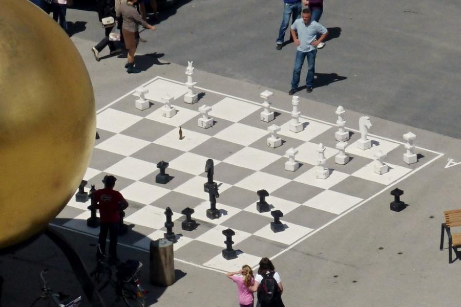 szachy uliczne