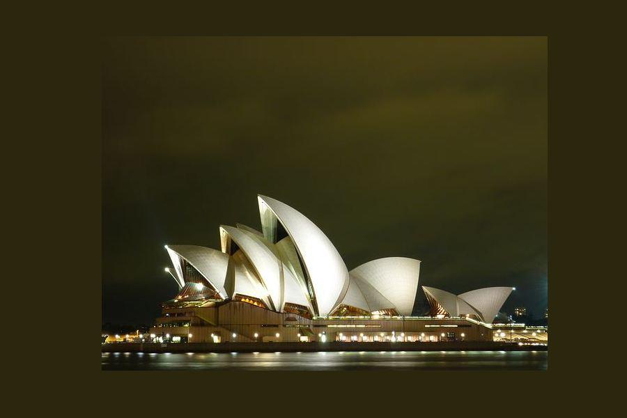gmach opery w Sydney