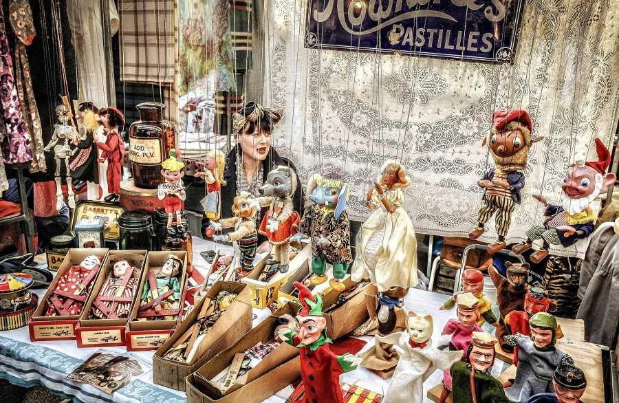 ulcziny sklep z marionetkami