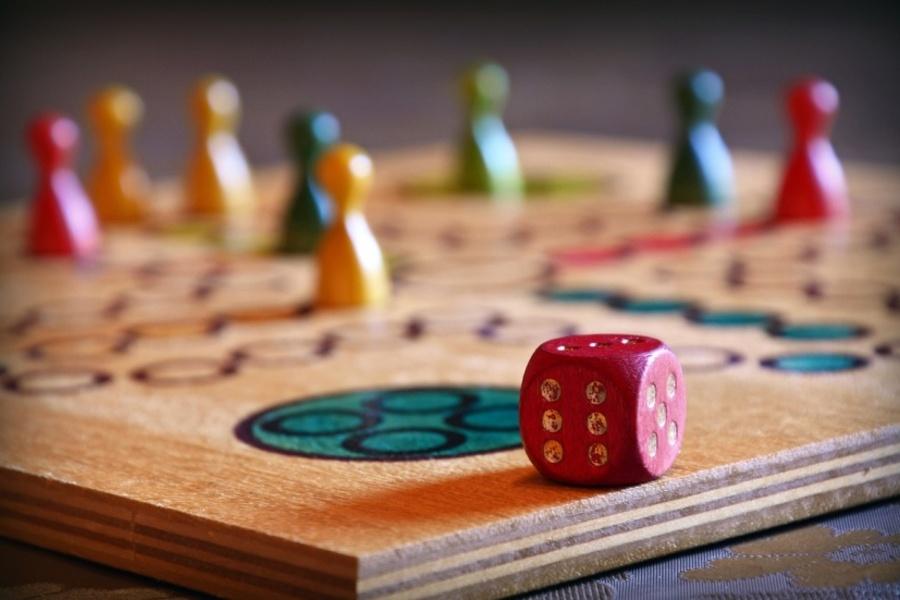 Obrazek przedstawiający grę planszową