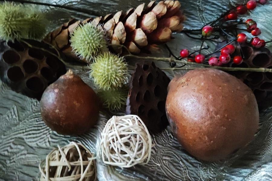 przykład świątecznej kompozycji