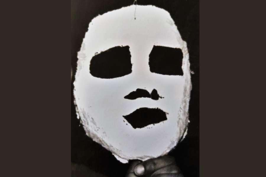 maska gipsowa