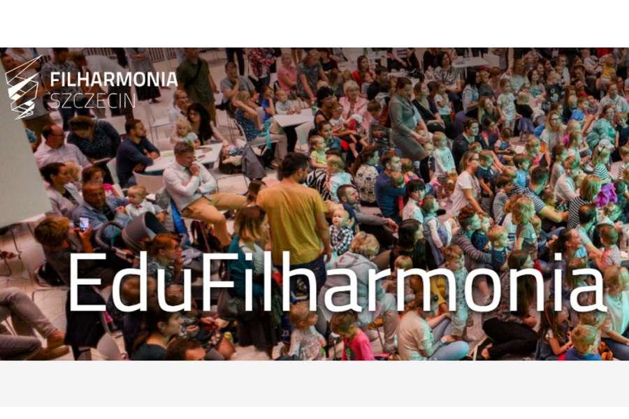 fotografia przedstawiająca publiczność w Sali filharmonii