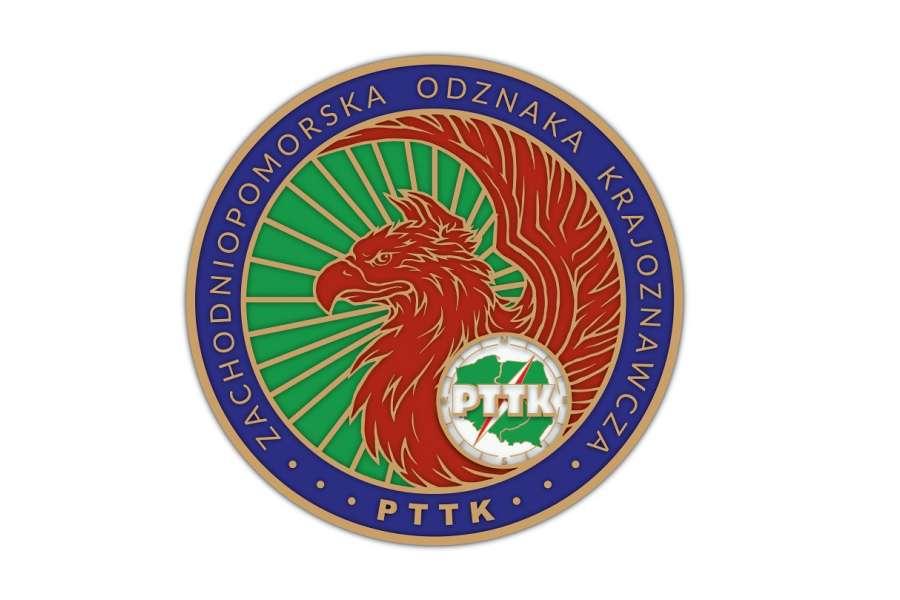logo odznaki Zachodniopomorska Odznaka Krajoznawcza PTTK