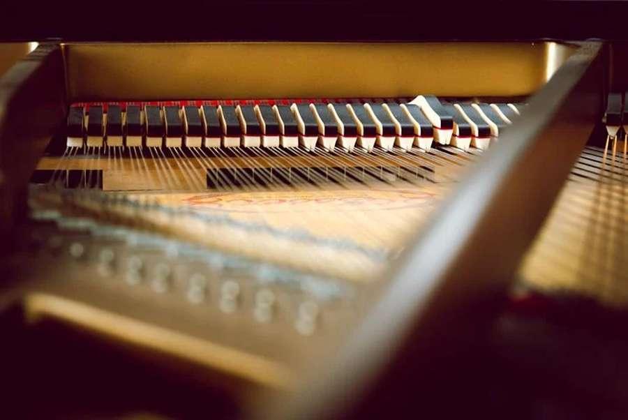 zdjęcie fortepianu